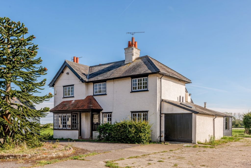 Sumners Farm, Epping Green, Epping